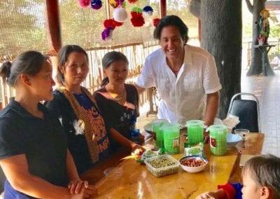 Chiang Mai, Thailand PHILIP NICOZISIS PHIL NICO REMOTE YEAR 14