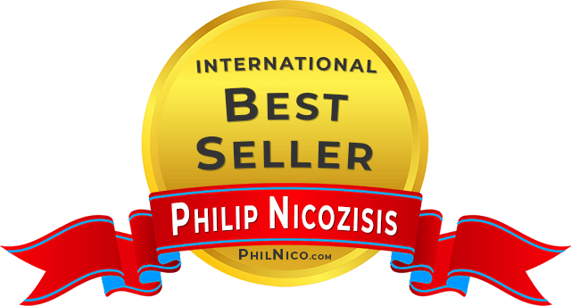 INTERNATIONAL BEST SELLER PHIL NICO PHILIP NICOZISIS HAVE LAPTOP WILL TRAVEL DIGITAL NOMAD