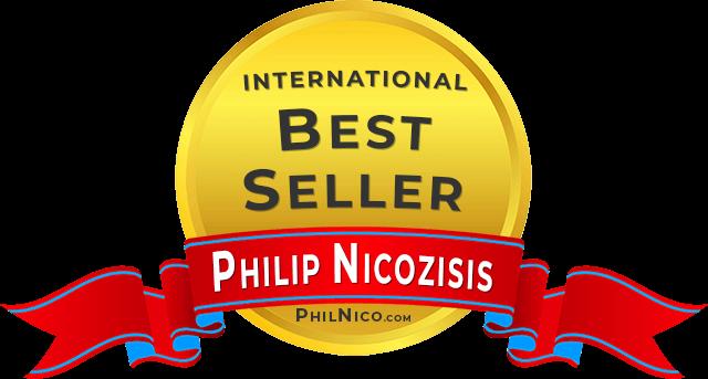 INTERNATIONAL BEST SELLER PHIL NICO PHILIP NICOZISIS HAVE LAPTOP WILL TRAVEL DIGITAL NOMAD