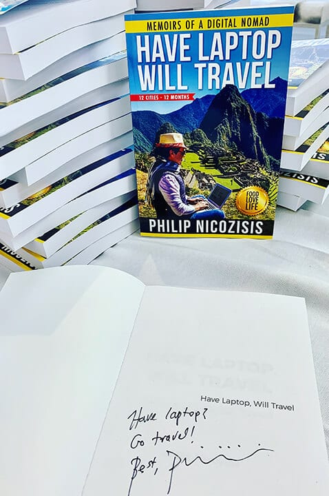 SPEAKER PHIL NICO HAVE LAPTOP WILL TRAVEL MEMOIRS OF A DIGITAL NOMAD AMAZON KINDLE AUDIO BOOK